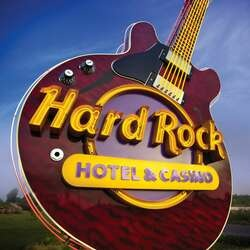 Hard rock hotel and casino punta cana guitar sign
