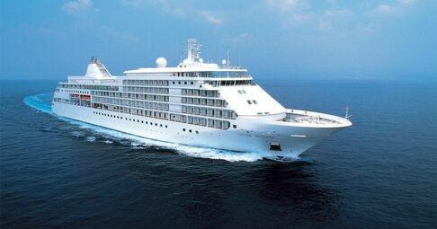 Silversea Cruises Silver Whisper Kreuzfahrten Und