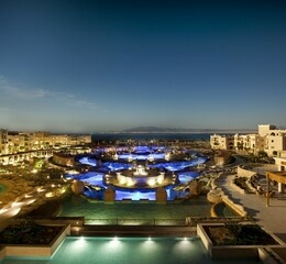 Kempinski hotel soma bay waterfeatures