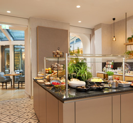 Classik hotel collection alexander plaza restaurant breakfast web