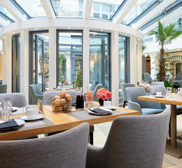Classik hotel collection alexander plaza restaurant breakfast 3 web