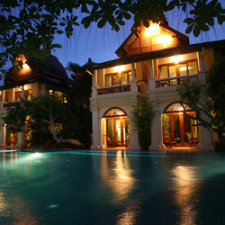 Khum phaya resort swimming pool 03
