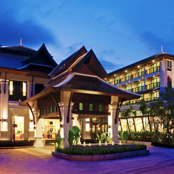 Centara grand beach resort villas krabi exterior