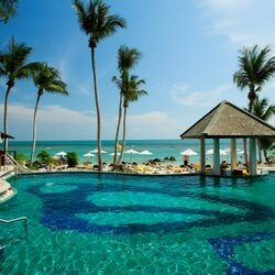 Centara villas samui beachfront pool 03