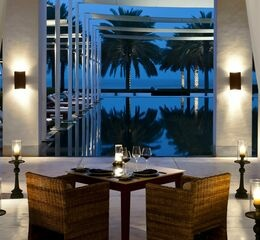 The serai pool cabana