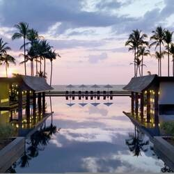 Jw marriott khao lak infinity pool