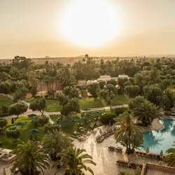 Club med marrakech la palmeraie overview