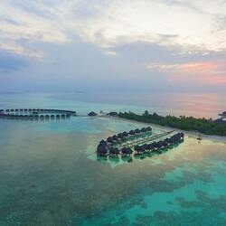 Olhuveli beach spa resort ariel olhuveli 1